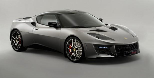 2015 Lotus Evora 400 - main