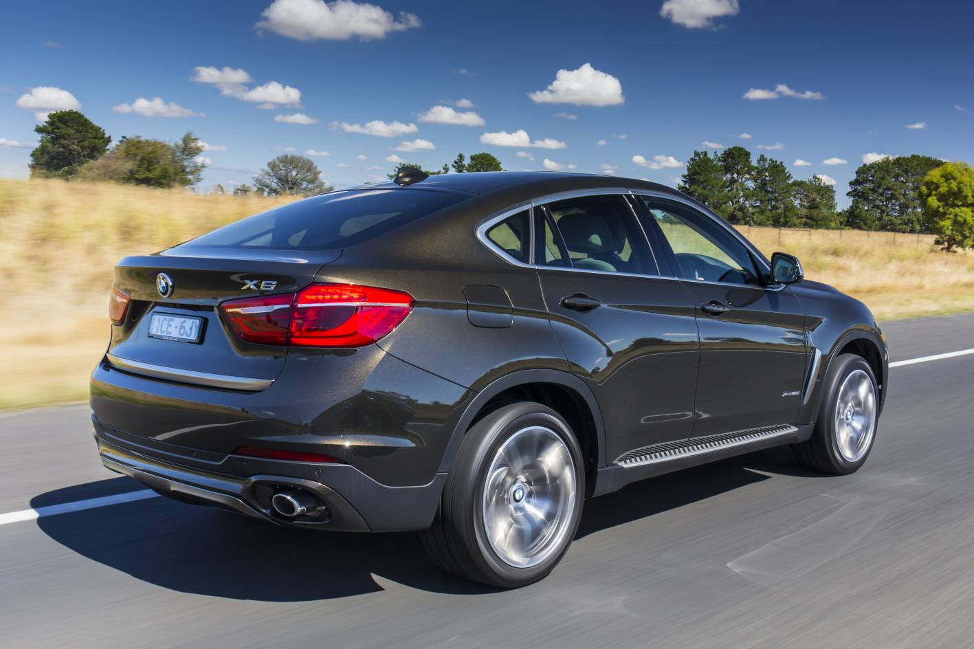 Bmw Cars News 2015 X6 Arrives In Australia From 115 400