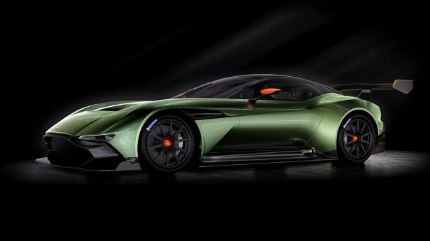 Aston Martin Vulcan front quarter