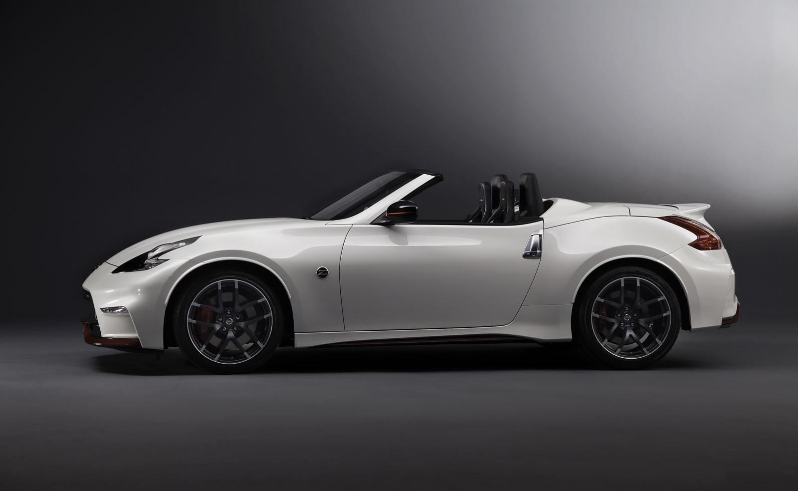 Nissan 370z Nismo Roadster Concept Unveiled Forcegt Com