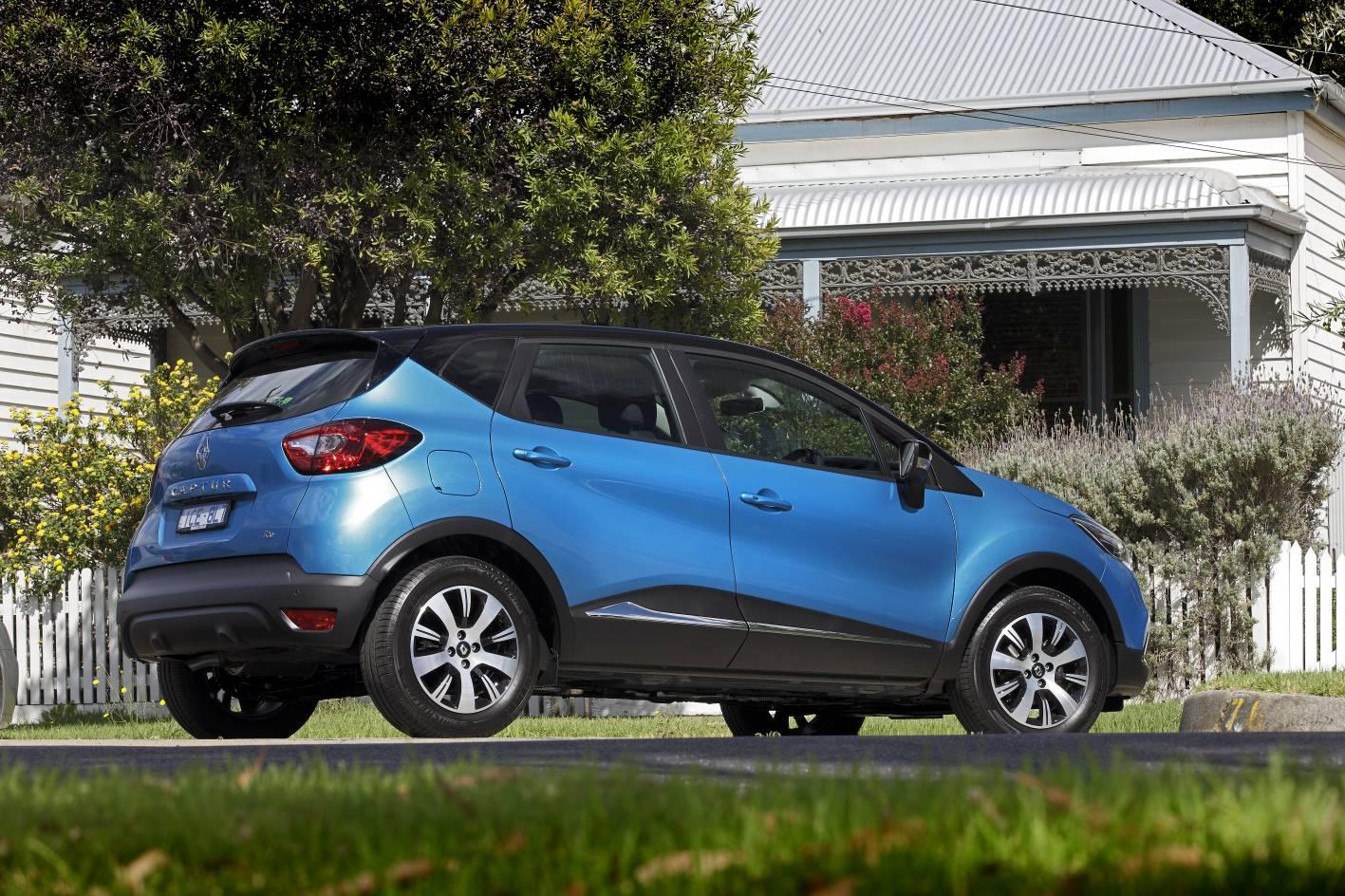 Renault Cars News Renault Captur Small Suv On Sale Now