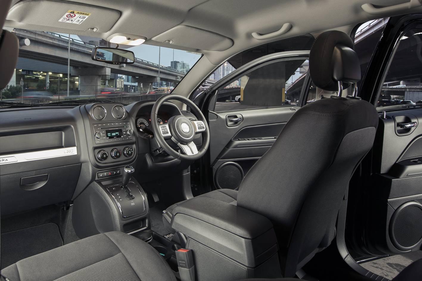 Jeep Patriot Review: 2015 Patriot Blackhawk