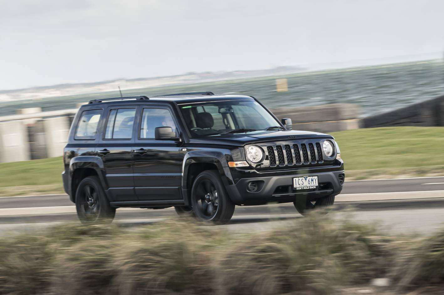 Jeep Patriot Review: 2015 Patriot Blackhawk
