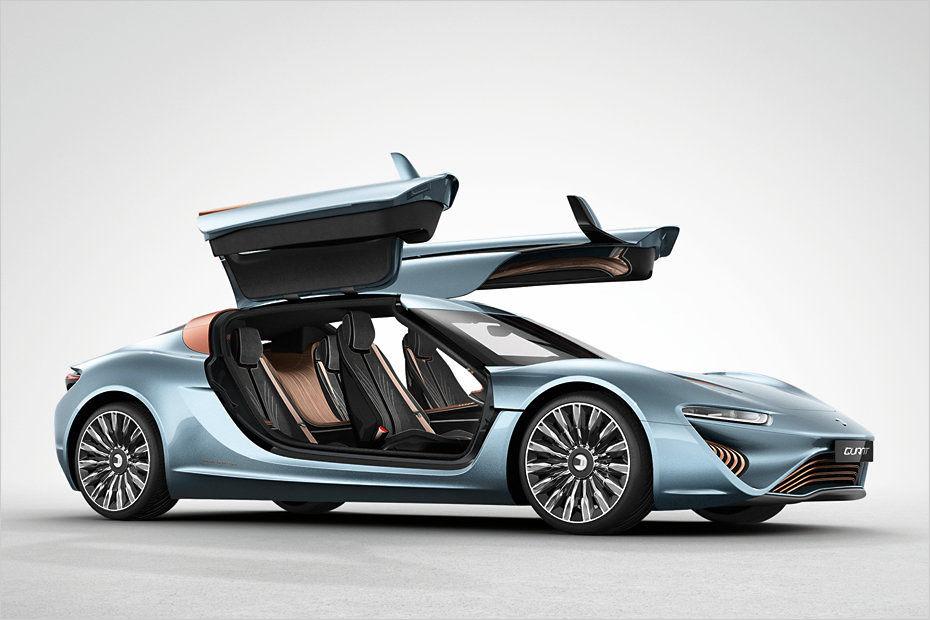Nanoflowcell Quant E Sportlimousine The Future Of