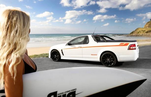 2015 Holden Sandman Ute