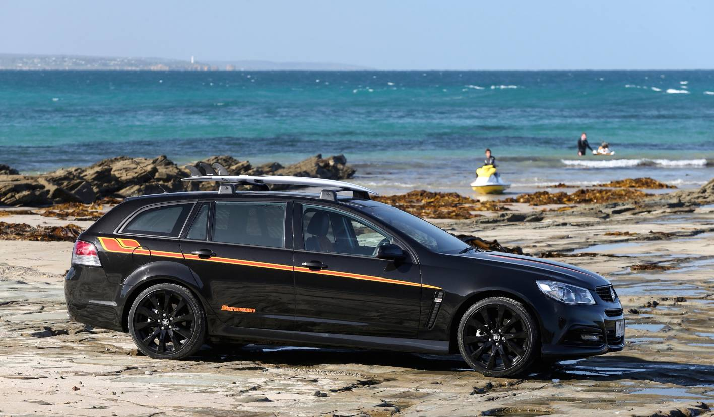 Holden Cars News 2015 Holden Sandman Launched