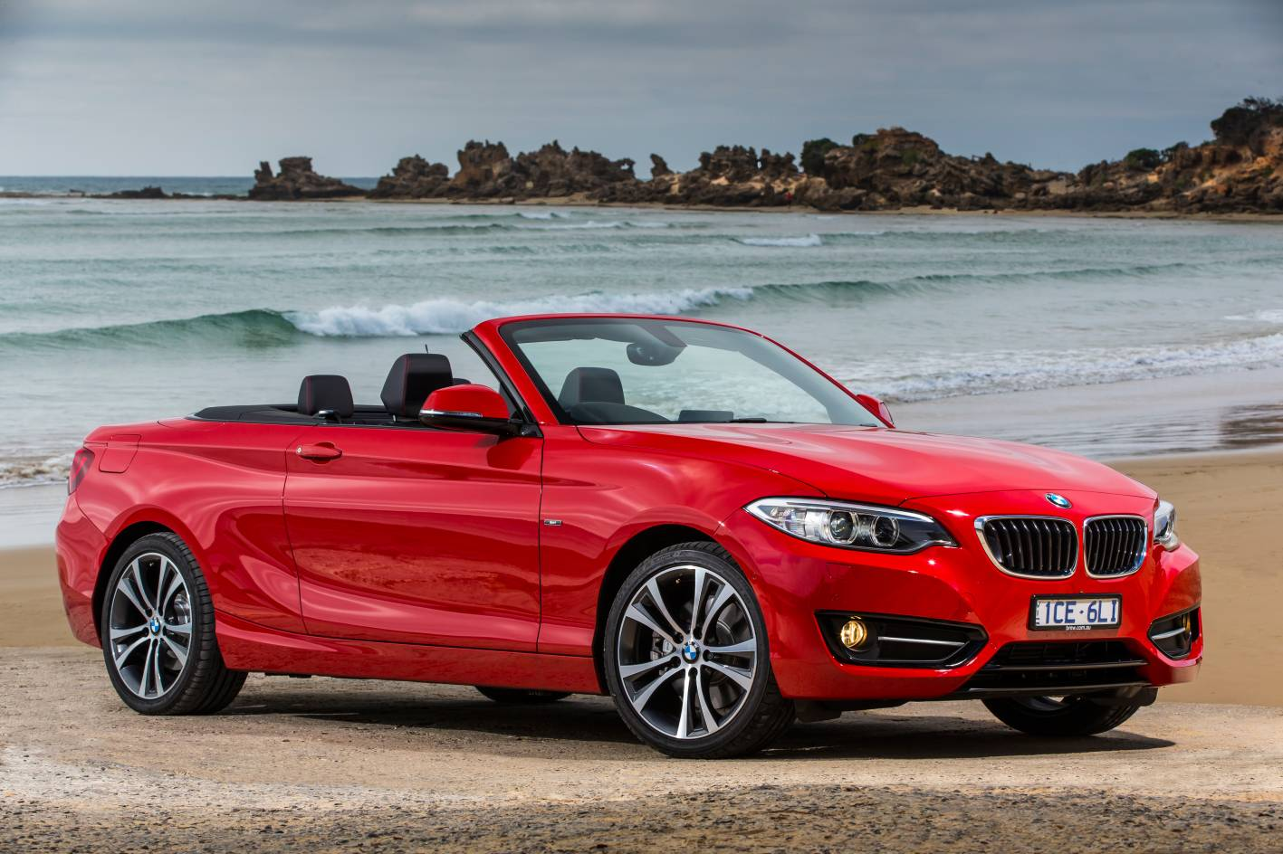 bmw 2 series coupe and convertible range updated for 2017. Black Bedroom Furniture Sets. Home Design Ideas