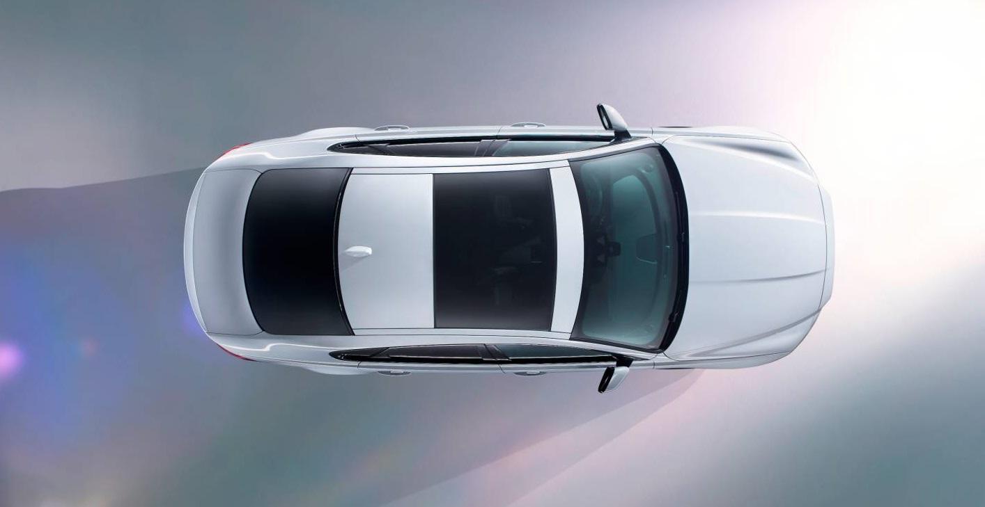 Jaguar Drops Hints Of Xf Ahead Of Official Debut Forcegt Com