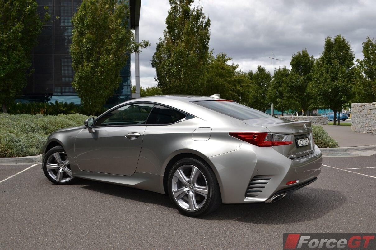 Lexus Rc Review 2015 Lexus Rc 350