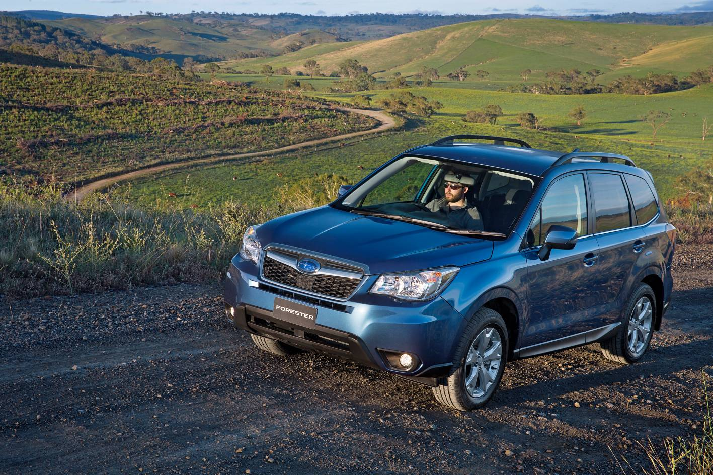 Subaru Outback Size Comparison >> Subaru Forester gains diesel auto and sharper value - ForceGT.com