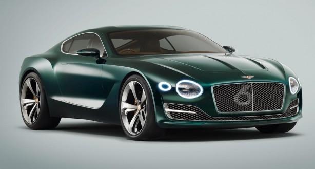 Bentley EXP 10 Speed 6 concept - main
