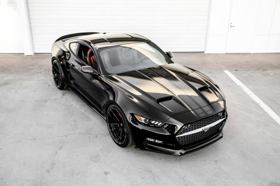 Ford Tuning Galpin Auto Sports Ford Mustang Rocket