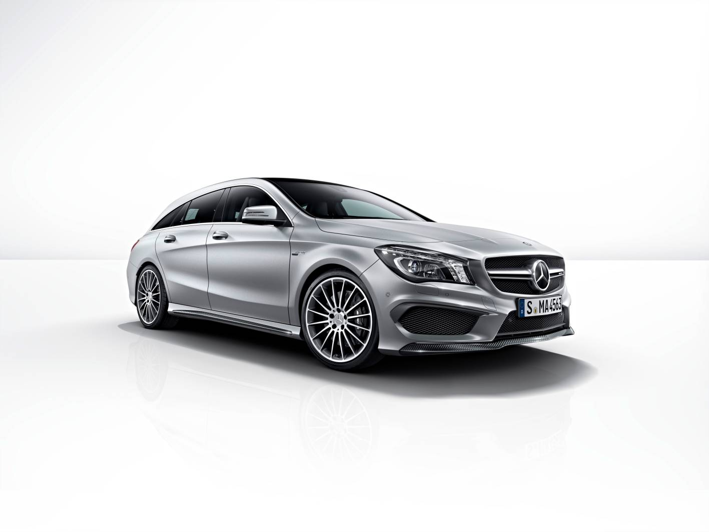 Mercedes Cars News Cla Shooting Brake Pricing Announced