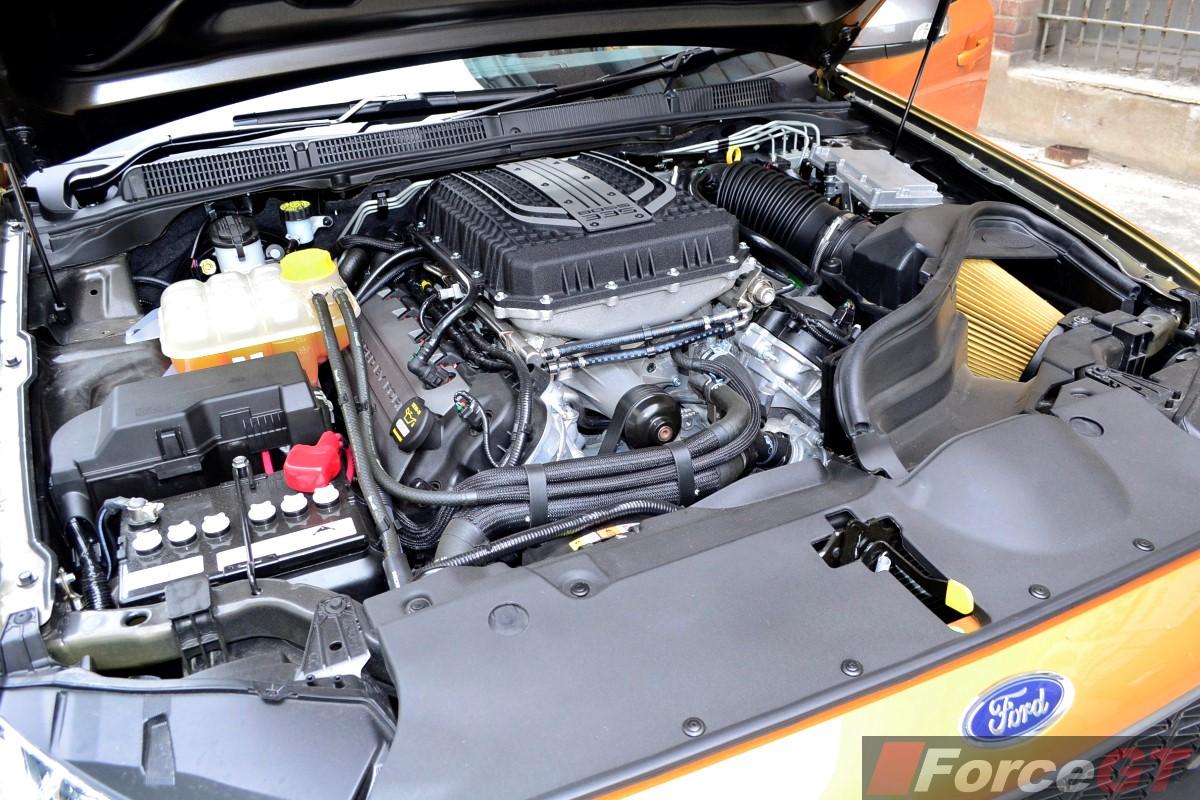 Ford Falcon Xr Engine
