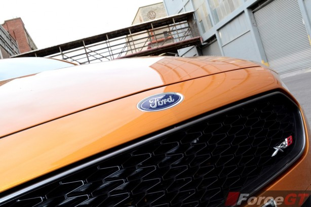 2015 Ford Falcon XR8 front