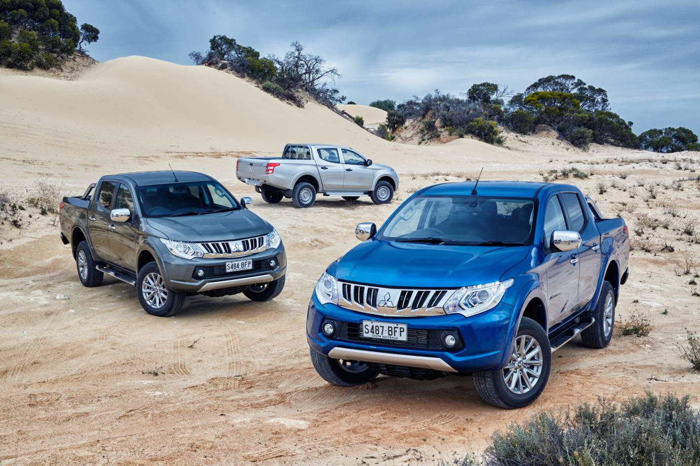 Mitsubishi Cars News 2016 Mitsubishi Triton Range On Sale