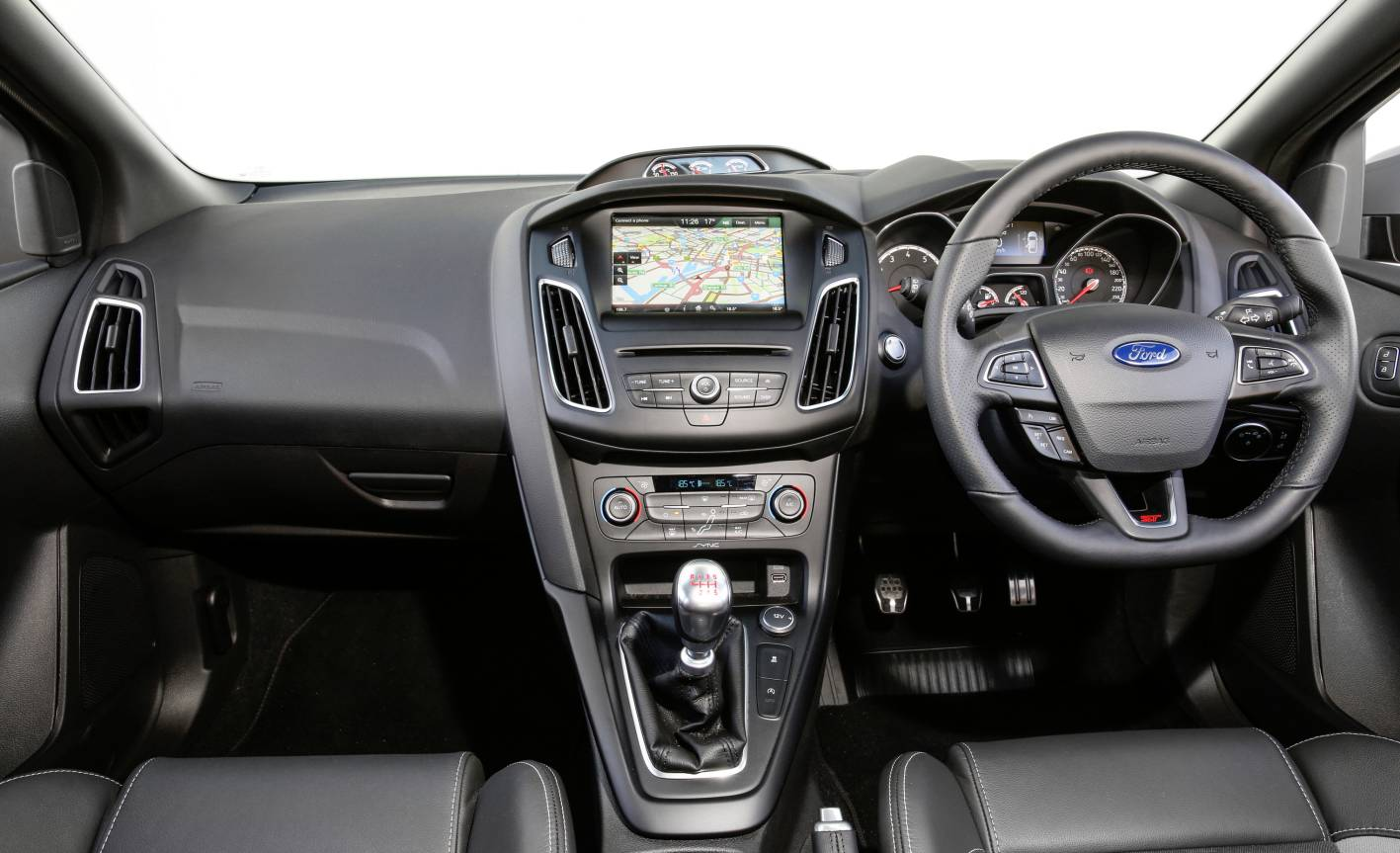 Ford focus st1 interior