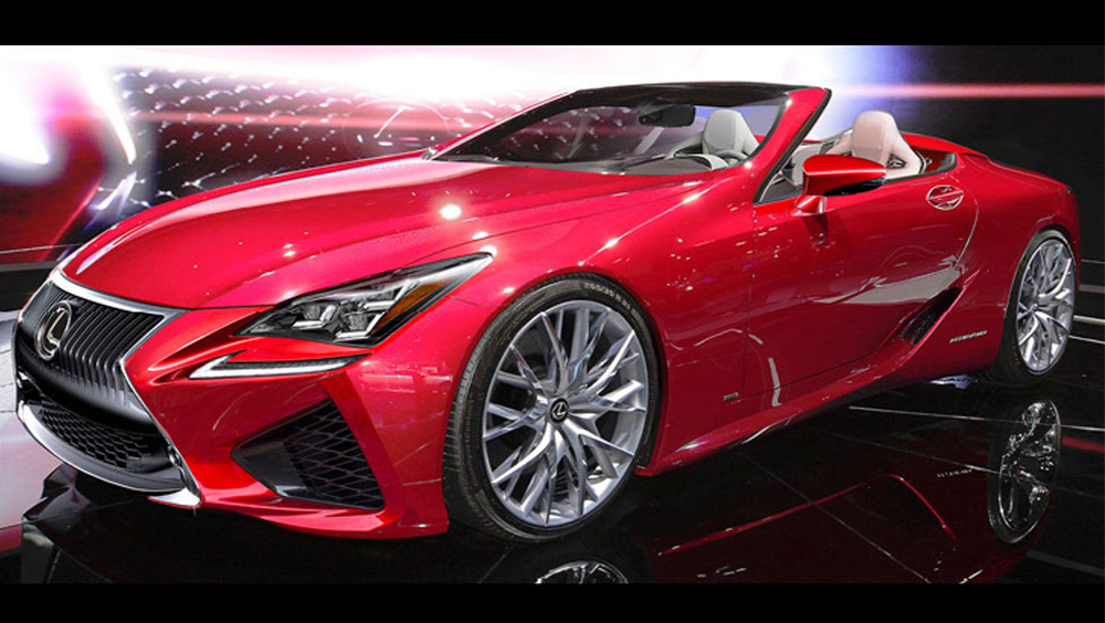 Next Generation Lexus Sc To Debut In 2016 Forcegt Com