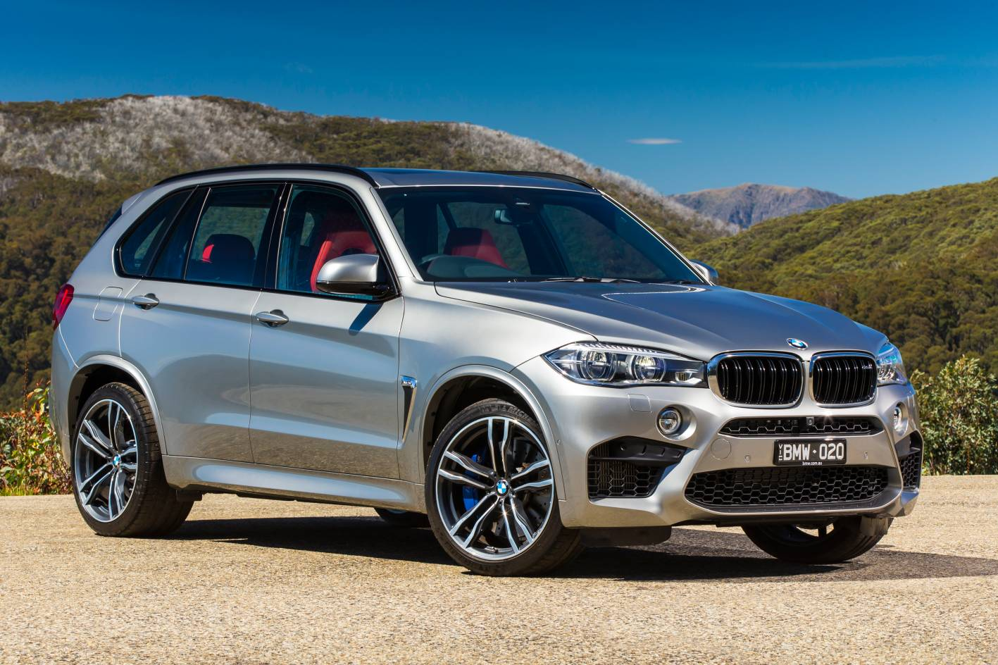 2015 Bmw X5 M And X6 M Arrive In Oz With Stonking 423kw