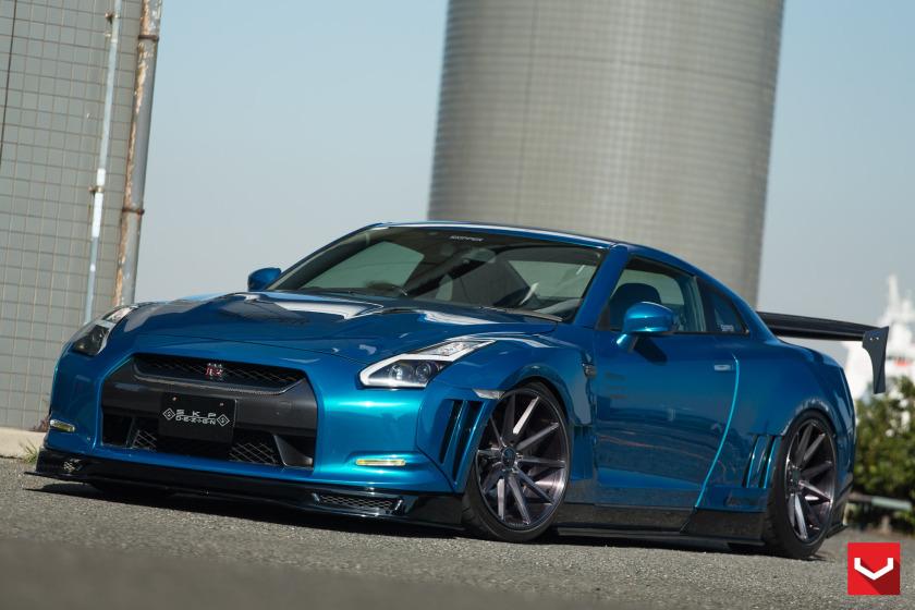 Nissan Gtr Tuning Kit >> Skipper Tuning rolls out widebody Nissan GT-R - ForceGT.com