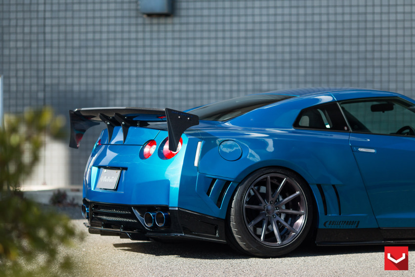 Skipper Tuning rolls out widebody Nissan GT-R - ForceGT.com