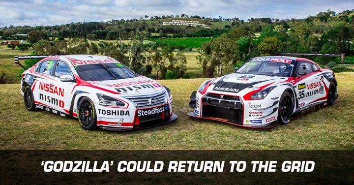 Nissan Gt R To Return To V8 Supercars Grid Forcegt Com