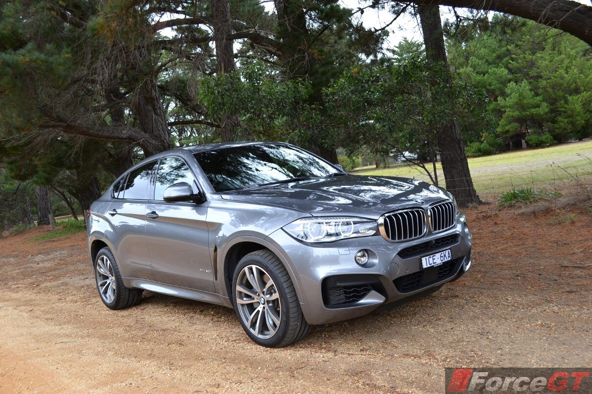 BMW X6 Review: 2015 BMW X6