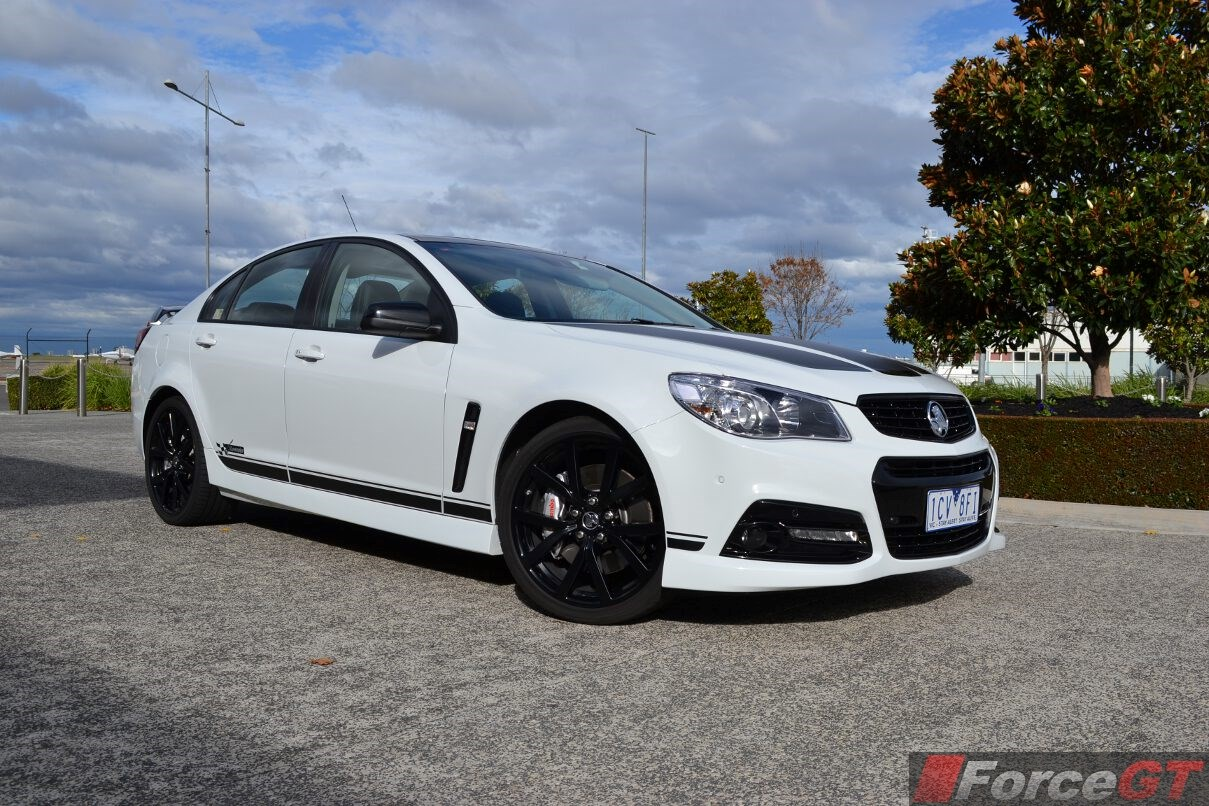 Holden Commodore Review: 2015 SSV Redline Craig Lowndes Edition