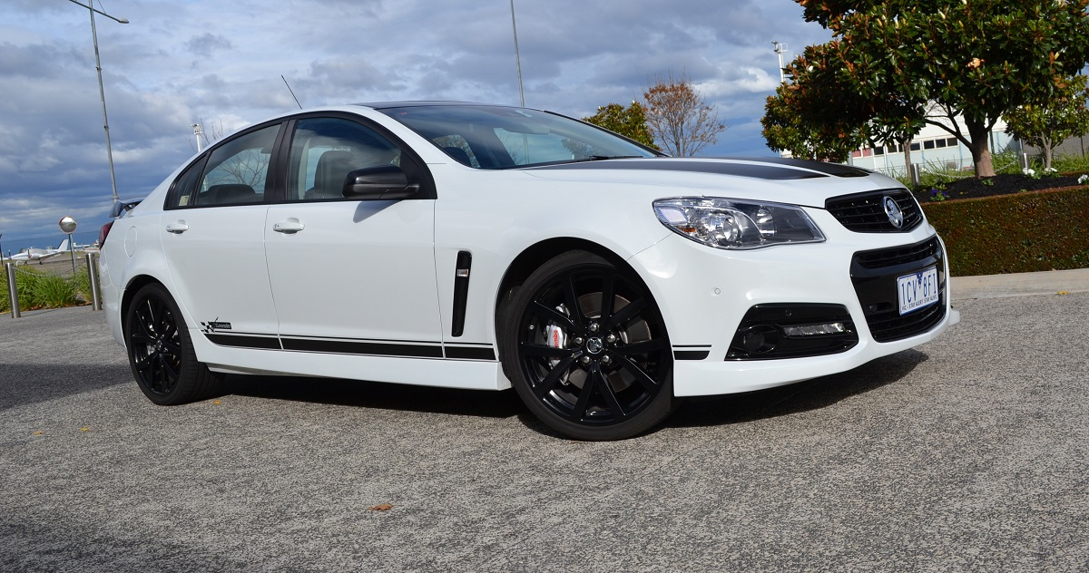 My16 Holden Vf Commodore Series Ii Confirmed For Sept 13