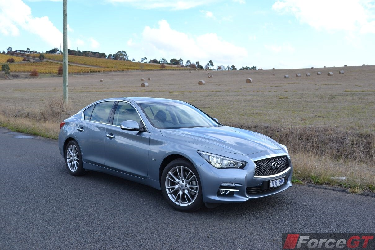 2018 Bmw 4 Series Review >> Infiniti Q50 Review: 2015 Q50 2.0T