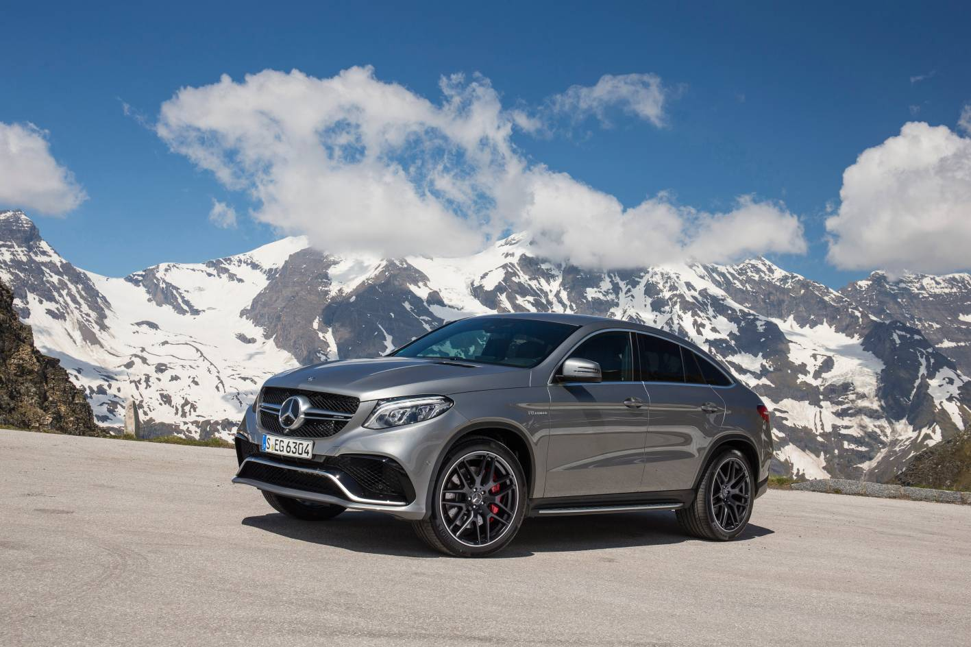 mercedes benz gle coupe pricing announced. Black Bedroom Furniture Sets. Home Design Ideas
