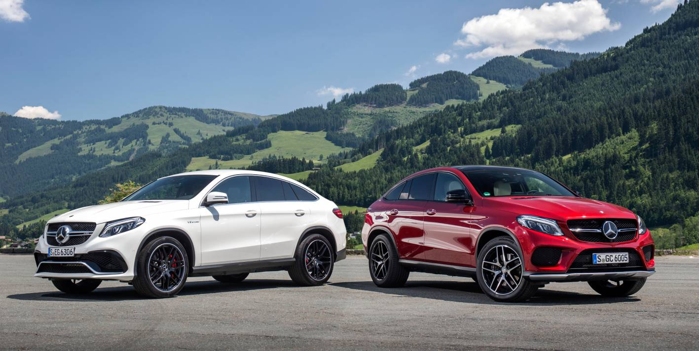 Mercedes Benz Gle Coupe Pricing Announced Forcegt Com