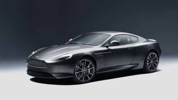 Aston Martin DB9 GT front quarter