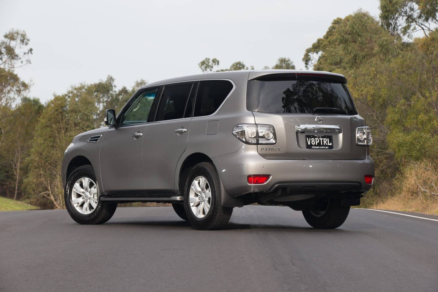 Price drop and more gear for 2015 Nissan Patrol - ForceGT.com
