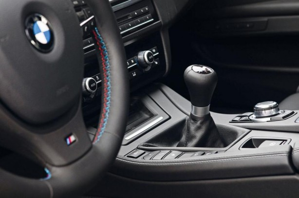 BMW manual gearbox