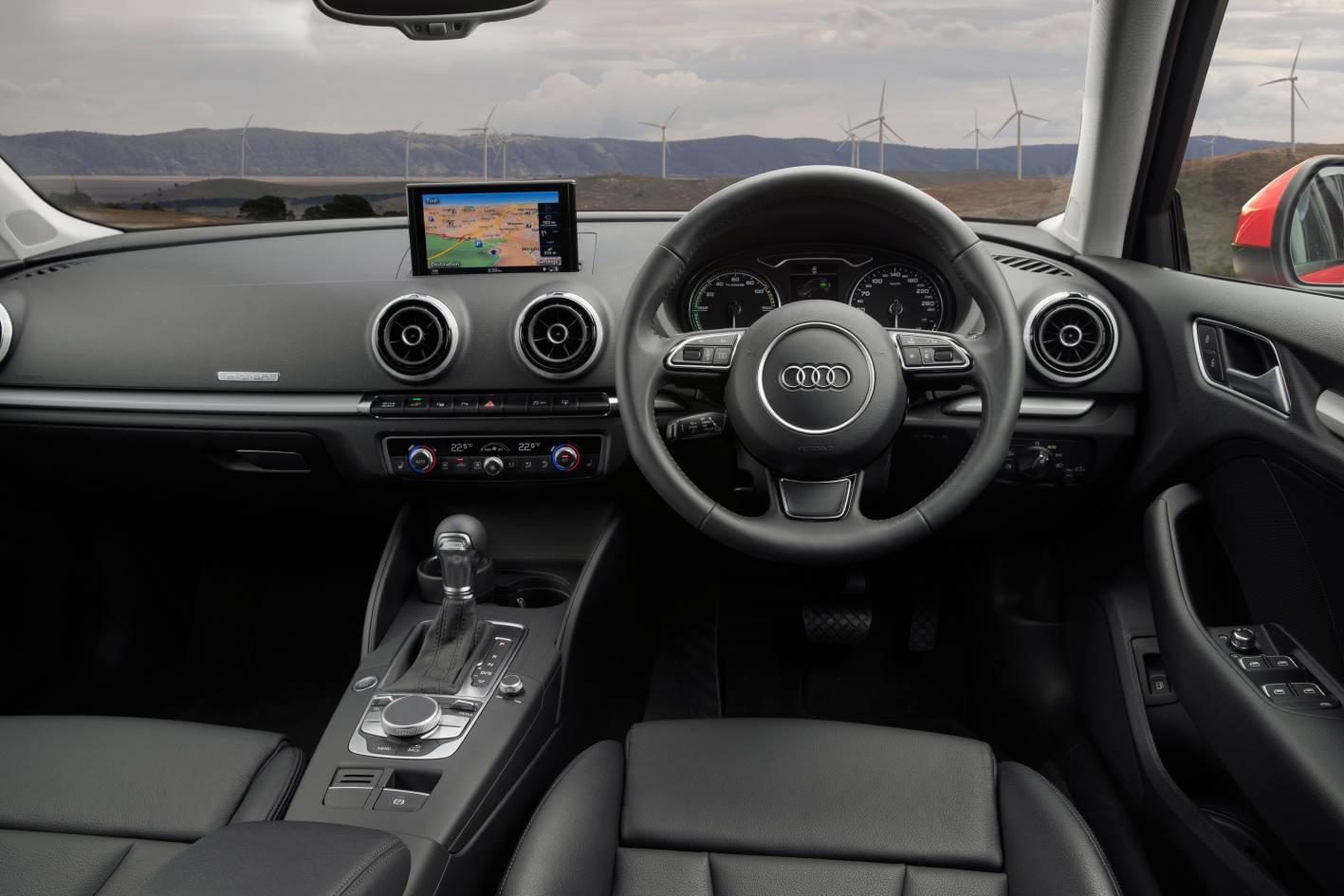Audi A3 Sportback E Tron Interior Forcegtcom
