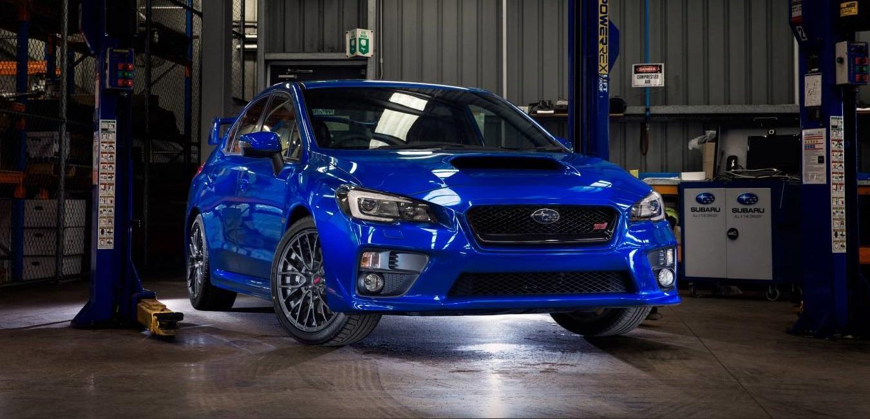 Lexus El Monte >> Subaru WRX STI NR4 Limited Edition announced - ForceGT.com
