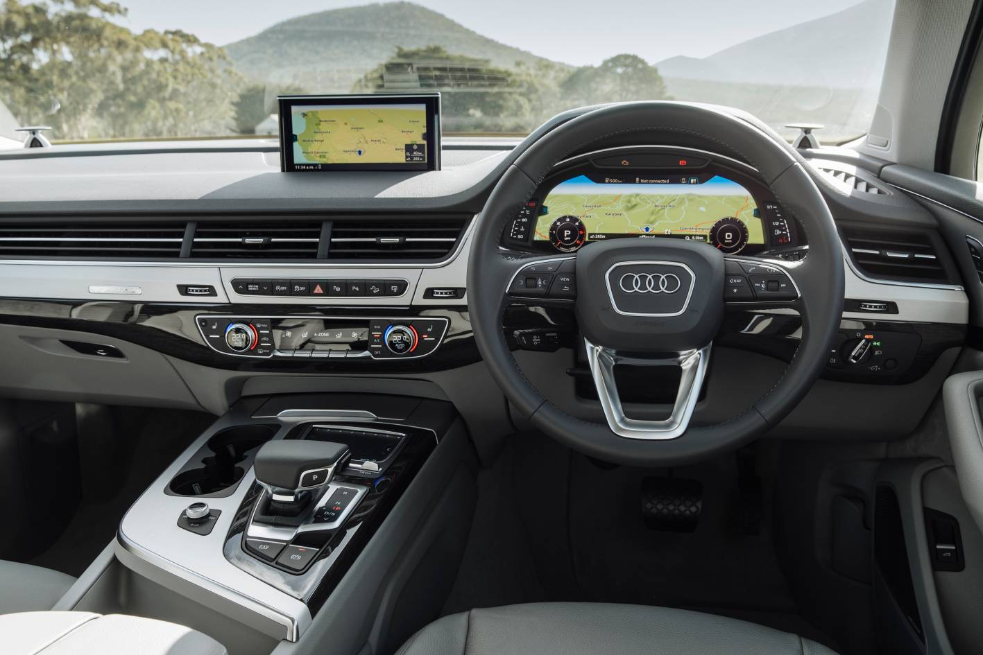 2016 Audi Q7 Arrives In Australia Priced From 103 900