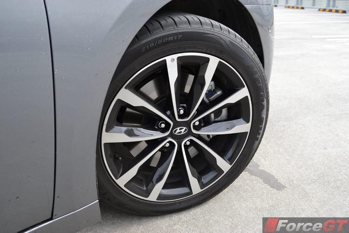 Hyundai i40 Review: 2015 i40 Series II