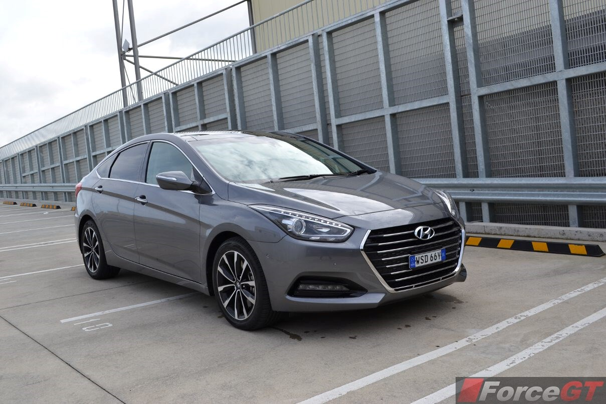 Hyundai i40 Review: 2015 i40 Series II