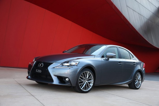 2015 Lexus IS 200t Sports Luxury