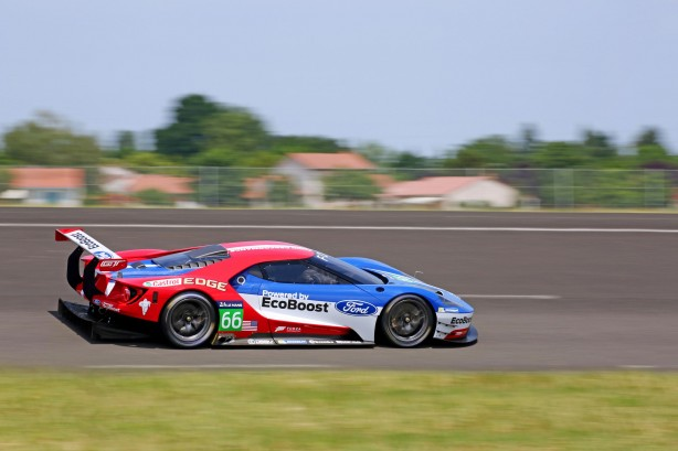 FORD GT racer - FIA WORLD ENDURANCE CHAMPIONSHIP