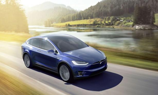 Tesla Model X front quarter-1