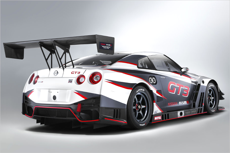 Sharper and lighter for 2016 Nissan GT-R Nismo GT3 ...