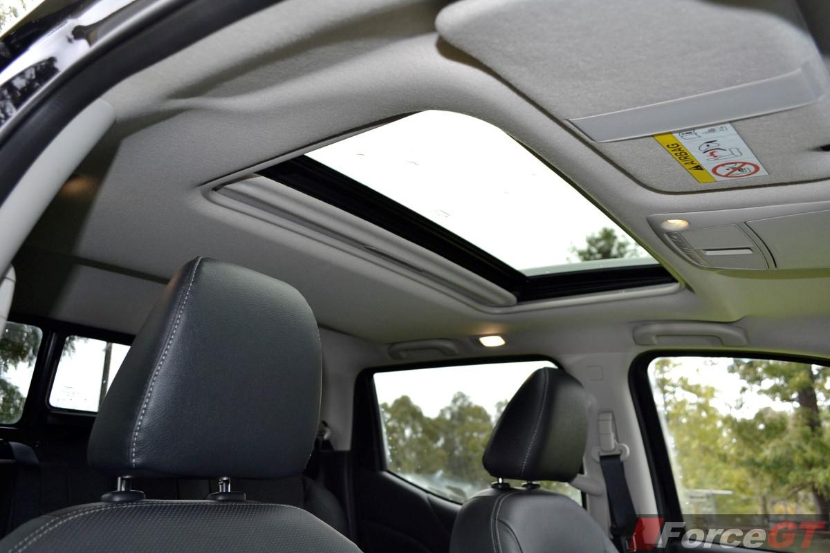 2015 Nissan Np300 Navara Sunroof Forcegt Com