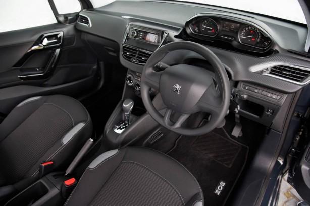 2015 Peugeot 208 Access interior