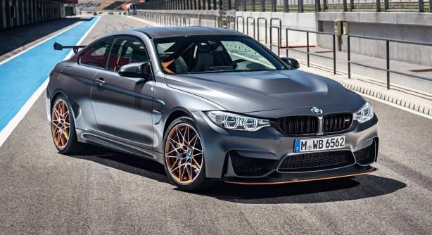 BMW M4 GTS - main