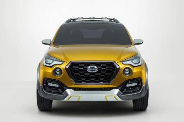 Datsun GO-cross Concept front