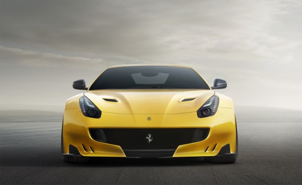 Ferrari F12tdf Front