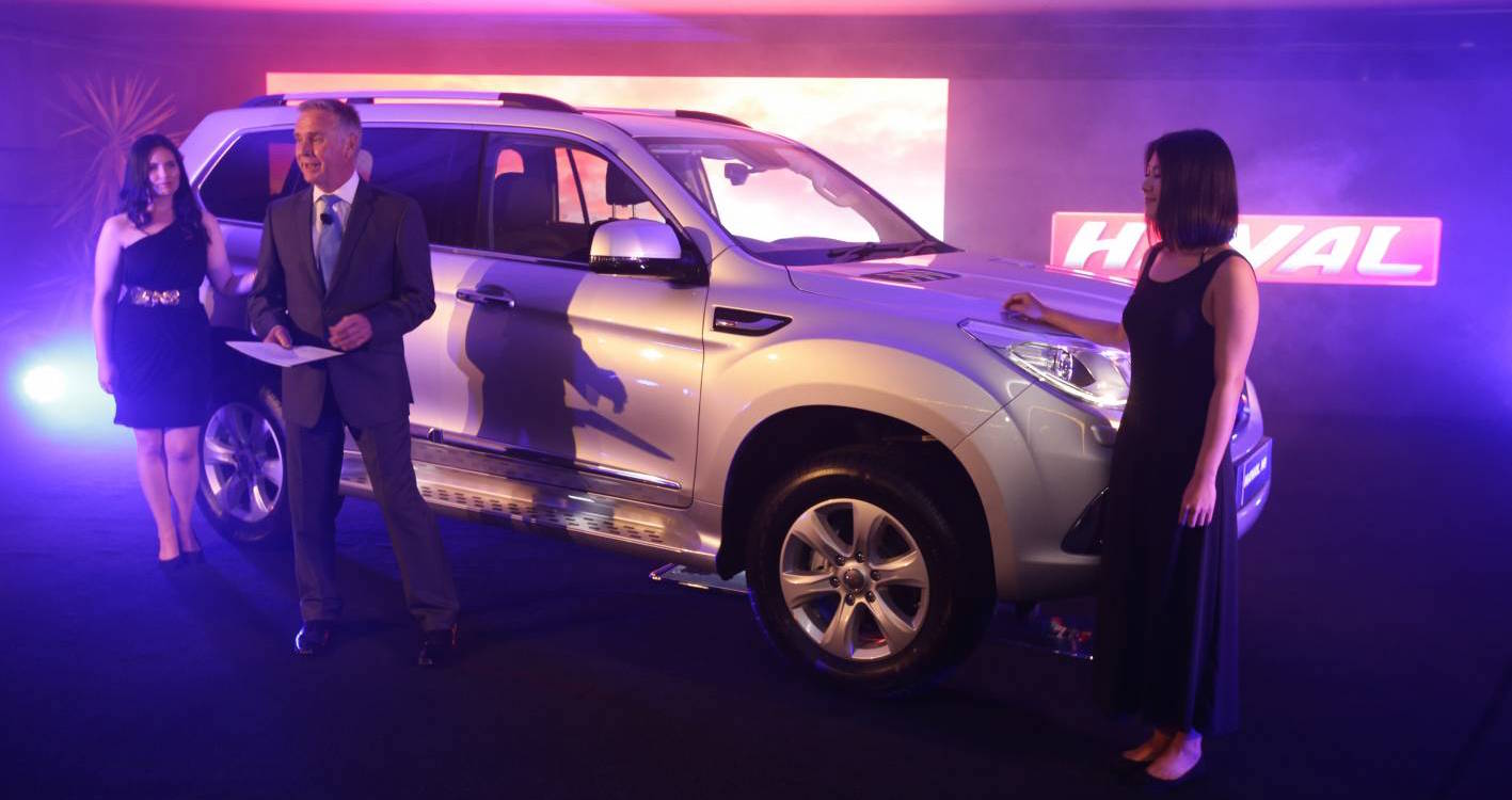 Chinese Suv Maker Haval Launches In Australia With 3